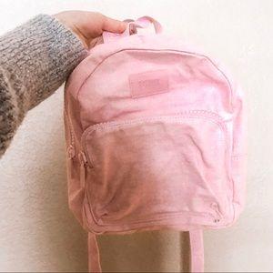 NEW: Pastel Pink Victoria's Secret PINK Backpack
